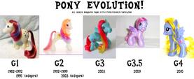 Pony toy comparison