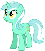 Lyra vector cutie mark by pirill poveniy-d5d60iz