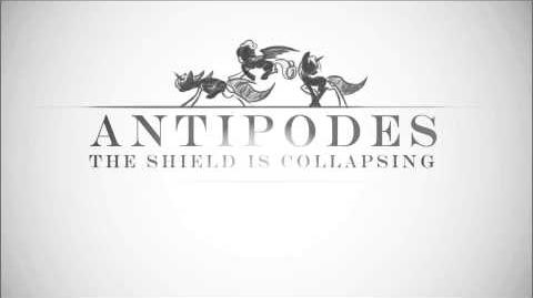 Antipodes Soundtrack The Shield Is Collapsing