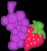 Berry punch cutie mark by solusjbj