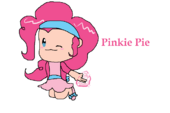 Pinkie Pie in EarthBound