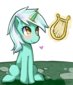 Lyra by artist-hua113