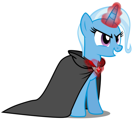 Image Alicorn Amulet Trixie By Artist Caliazian Png My