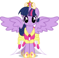 Princess Twilight Sparkle by CaNoN lb