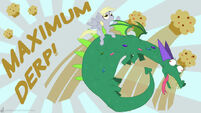 Maximum Derp! by SeionKitsune