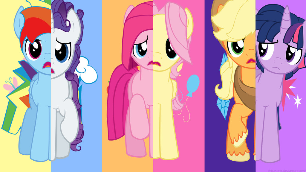 DeviantArt: More Like My Little Pony: Friendship is Magic Rule 63 ...