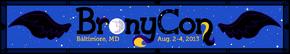 BronyCon 2013 Logo