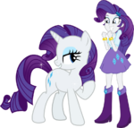 Rarity and rarity by hampshireukbrony-d6morgd