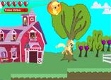 Applejack in Ponyville 1