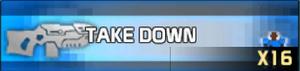 Take Down Protag