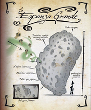 La Esponja Grande(concept art)