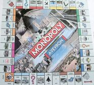 Monopoly-aveyron-game board