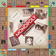 Monopoly Alan Turing Edition board