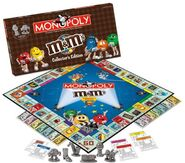 Monopoly M and M edition