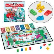 Monopoly Junior open