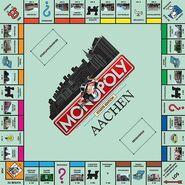 Monopoly Aachen board