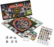 Monopoly My Disney Villains Collectors Edition