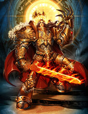 Emperor of Mankind by genzoman