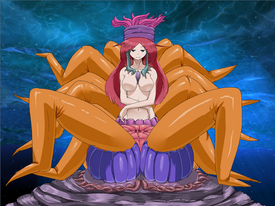 Sea Anenome Girl