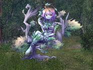 Purple Dryad