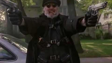 Boondock Saints - there was a firefight!