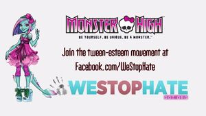 WeStopHate - partnership announcement poster