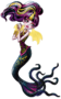 Draculaura - Great Scarrier Reef - Glowsome Ghoulfish