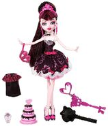 Doll stockphotography - Sweet 1600 Draculaura