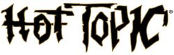 Logo - Hot Topic
