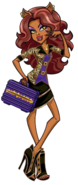 Clawdeen Wolf PNG 1