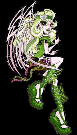 Jinafire Long Cartoon Batsy Claro   Monster ...