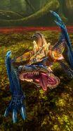 MHSP2-Grimclaw Tigrex Screenshot 001