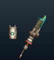 MH4U-Relic Gunlance 001 Render 004