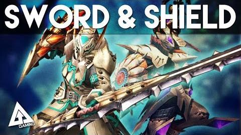 Monster Hunter 4 Ultimate Sword and Shield Tutorial MH4U Basics
