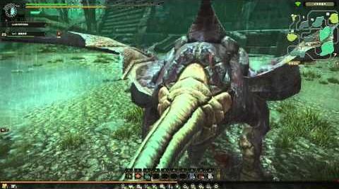 Monster Hunter Online (MHO) Purple Gypceros Gameplay