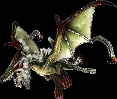 FrontierGen-Supremacy Doragyurosu Render 001