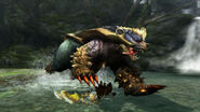 MH3U-Arzuros Screenshot 016