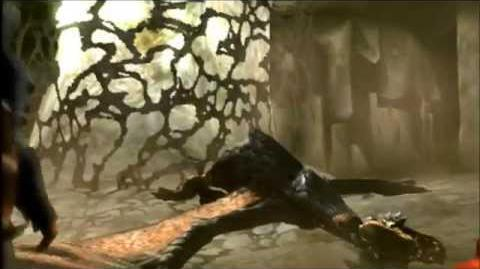 3DS Monster Hunter 4 Ultimate -Gypceros Intro-
