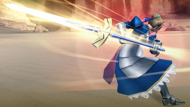 File:FrontierGen-約束された勝利の剣 Screenshot 002.jpg