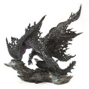 Capcom Figure Builder Creator's Model Gore Magala 002