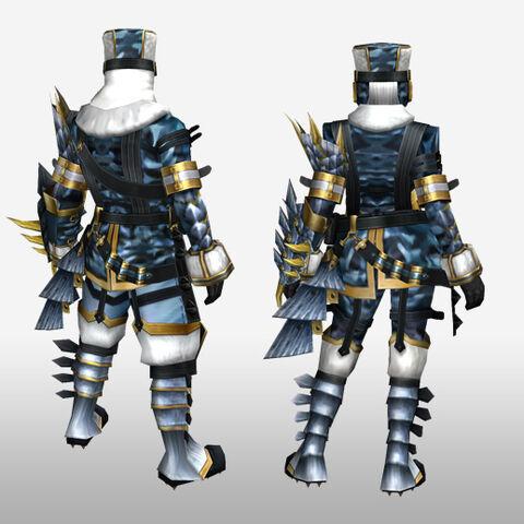 File:FrontierGen-Sabeji G Armor (Gunner) (Back) Render.jpg