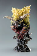 Capcom Figure Builder Creator's Model Golden Rajang 001