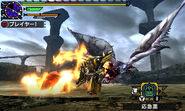 MHGen-Hyper Silver Rathalos and Gold Rathian Screenshot 004