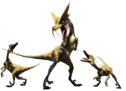 MH4-Gendrome and Genprey Render 001