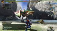 MH3U Green Plesioth