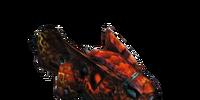 Red Tigrex Skull (MH4)
