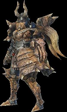 File:MHO-Diablos Armor (Gunner) (Female) Render 001.png