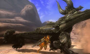 MH3U-Black Diablos Screenshot 001