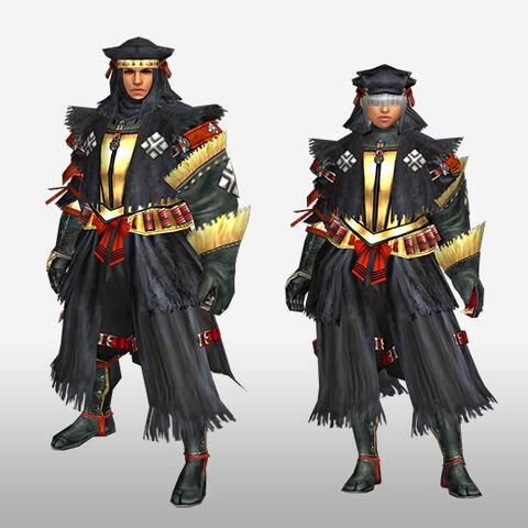 File:FrontierGen-Kuroko G Armor (Gunner) (Front) Render.jpg