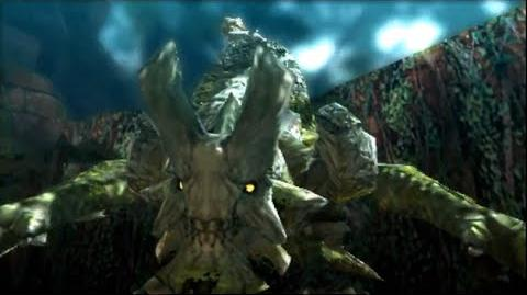 3DS Monster Hunter 4 Ultimate -Basarios Intro-
